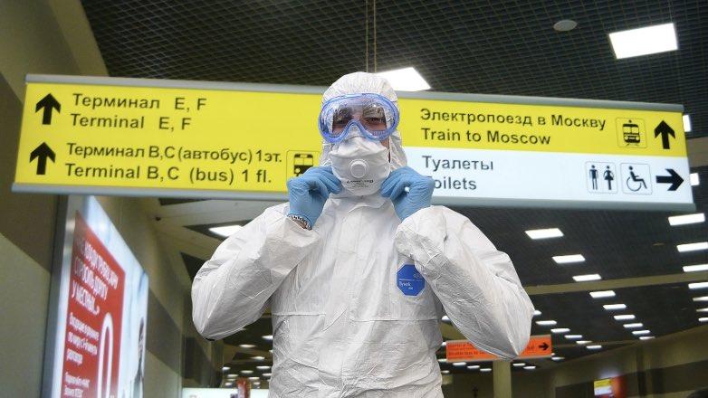 Шереметьево закрывает терминалы E и C