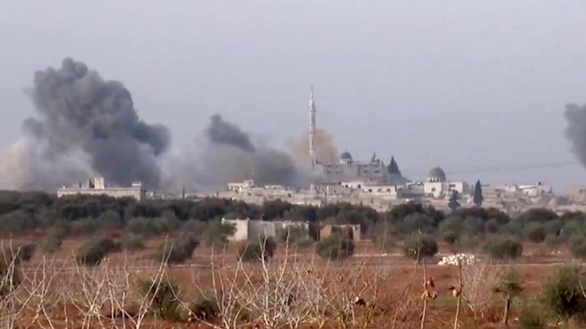 Сирия взрывы