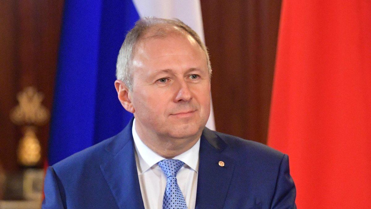 Премьер-министр Белоруссии Сергей Румас