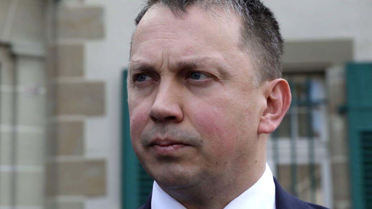Адвокат Алексей Панич