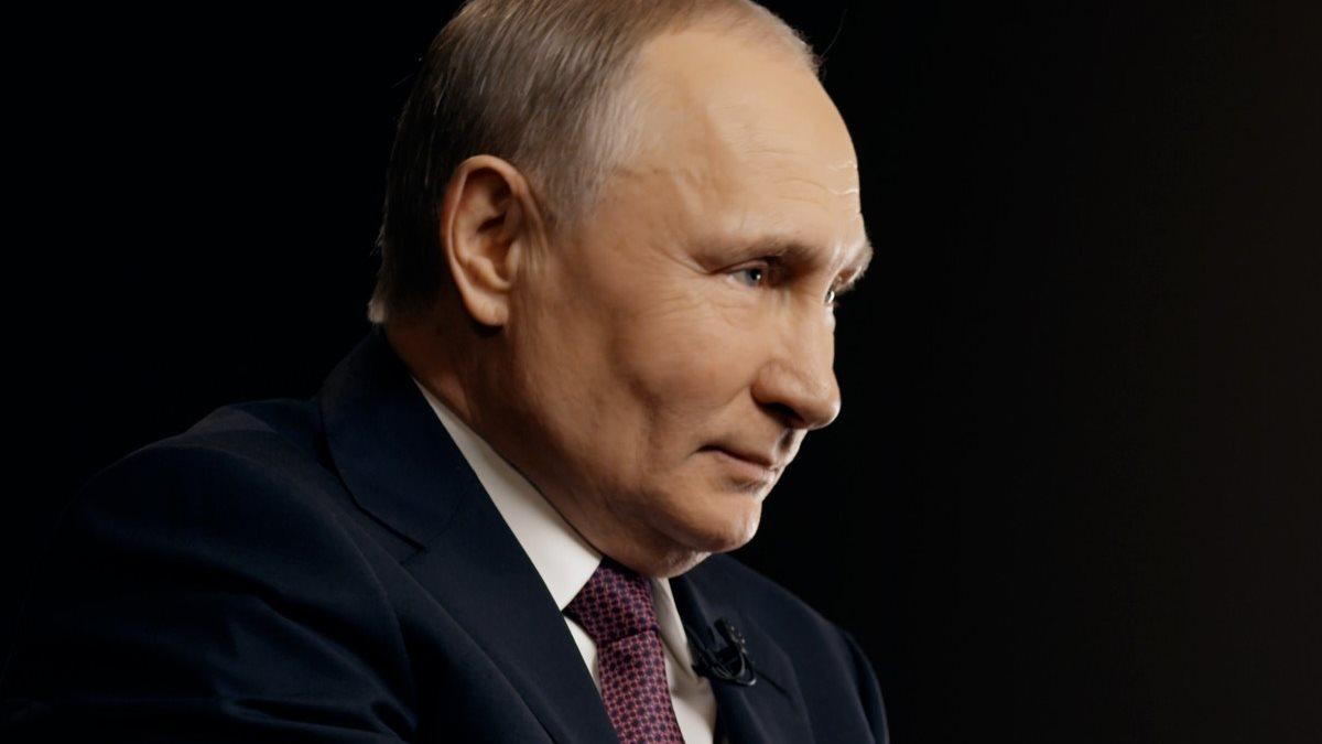 Президент Российской Федерации Владимир Путин интервью ТАСС
