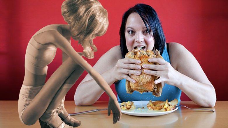 булемия и анорексия