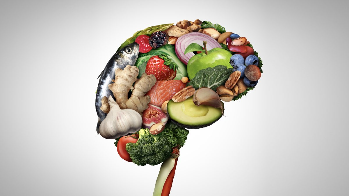 мозг и еда