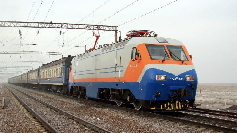 поезд казахстан