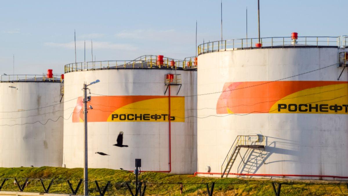 Роснефть логотип завод