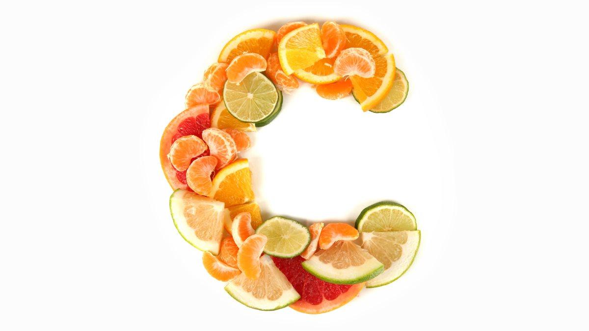 Цитрусовые витамин C