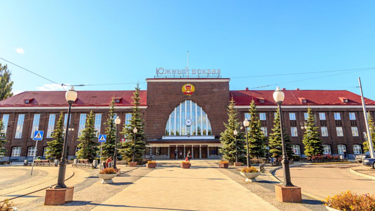 Калининград-Пассажирский - Южный вокзал