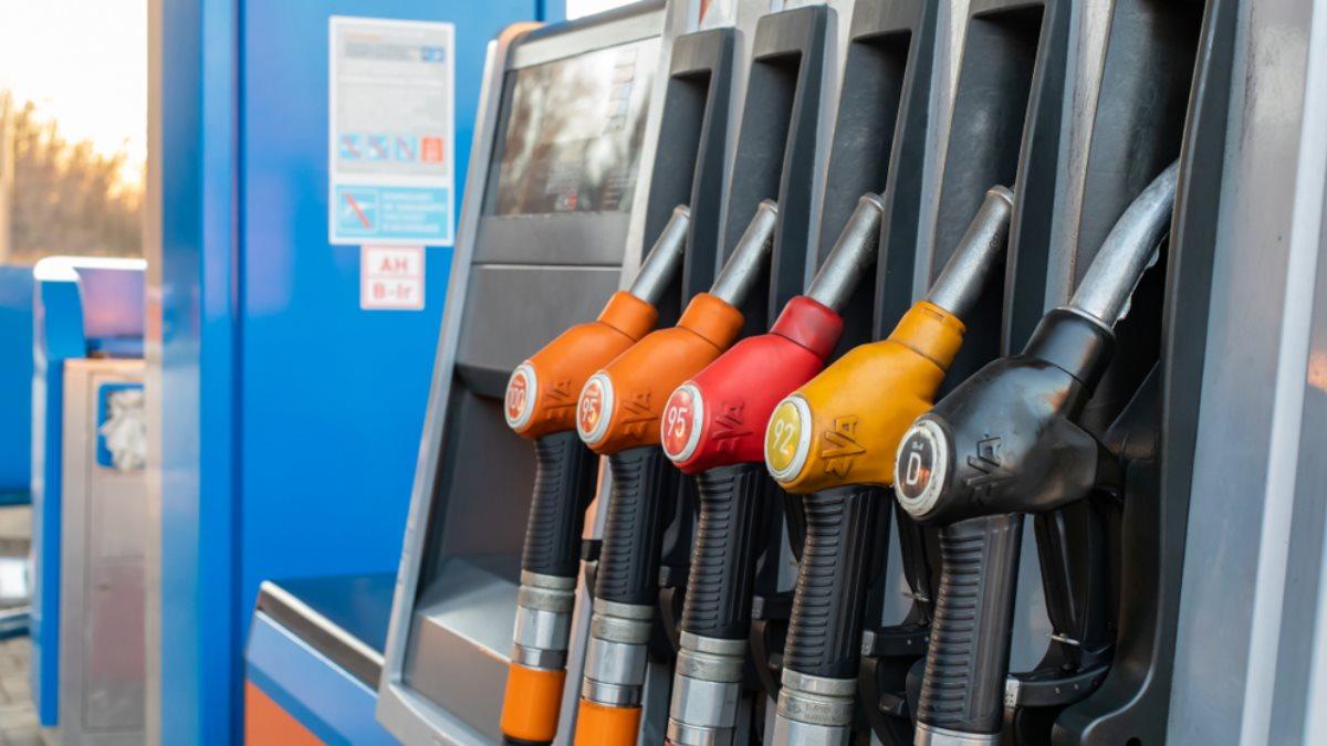 Заправка бензин дизель топливо