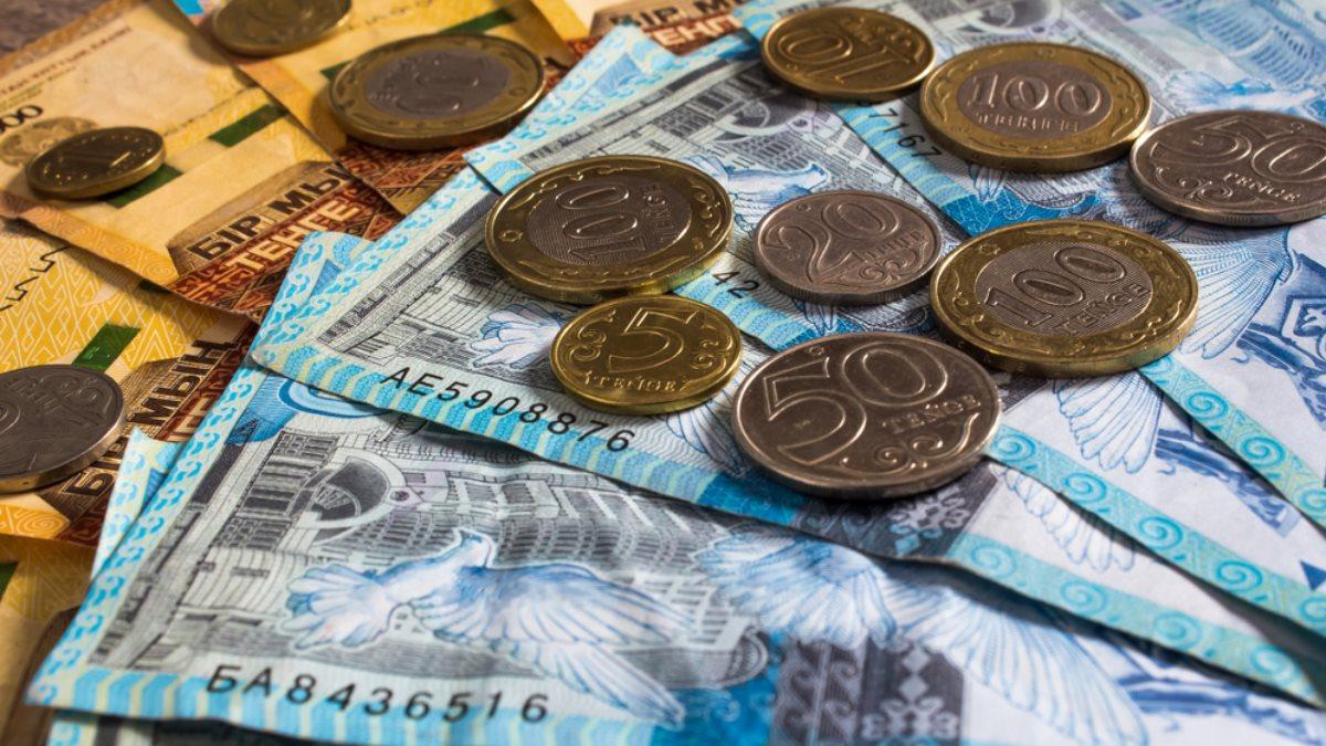 Тенге Казахстан деньги