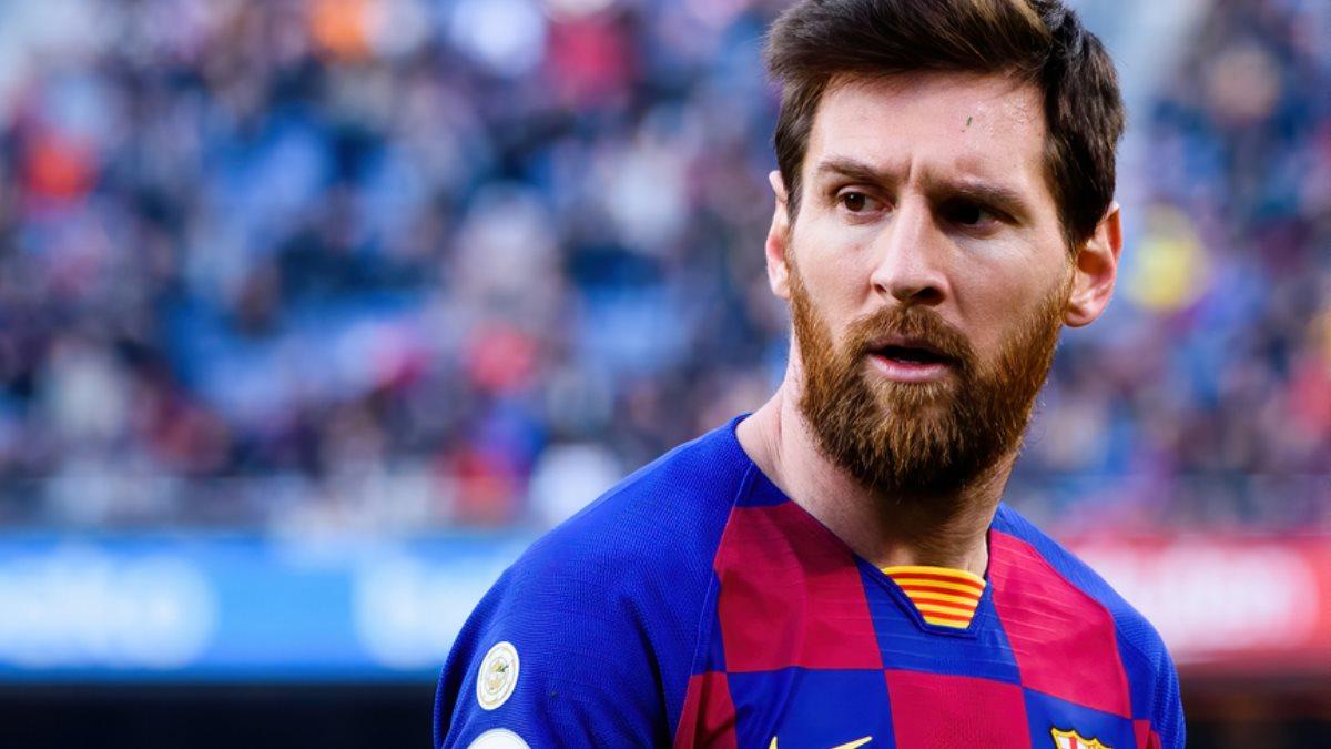 Футболист Лионель Месси - Lionel Messi один