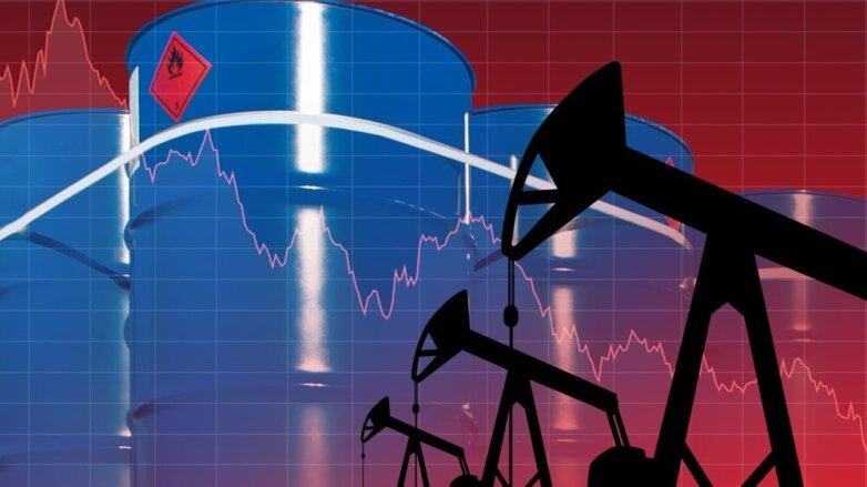 нефть добыча цена падение снижение один