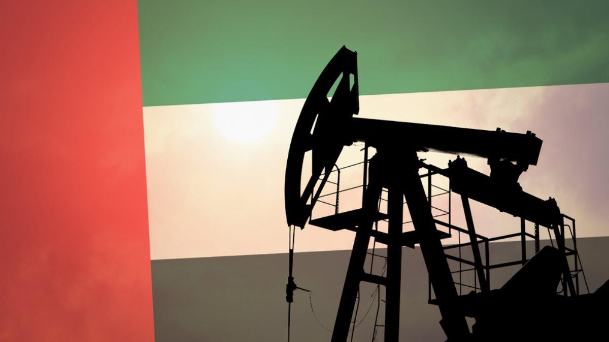 Нефть Объединённые Арабские Эмираты