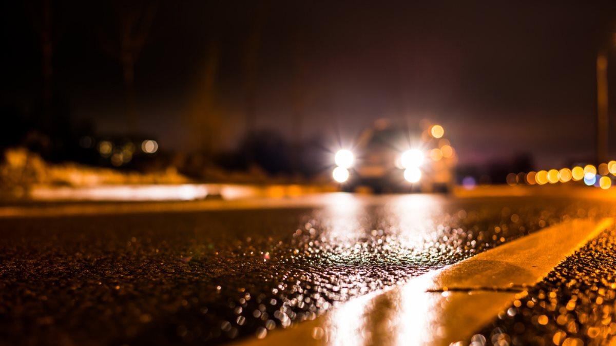 Свет фара фары ночь гололёд погода