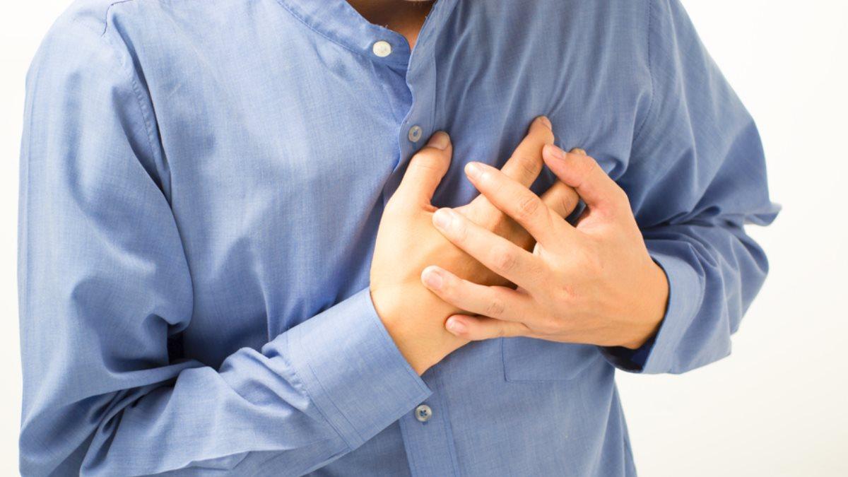 Боль в груди сердце сердечный приступ инфаркт три