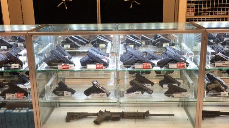 США Оружейный магазин оружие