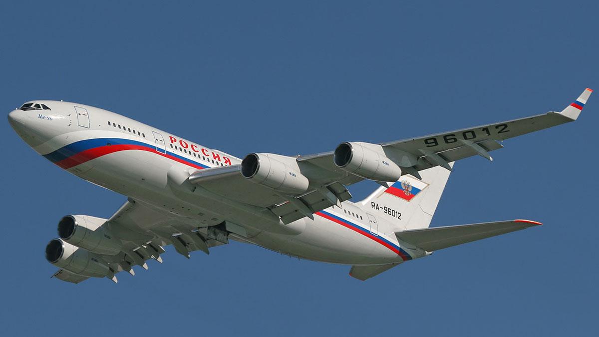 Специальный лётный отряд «Россия»