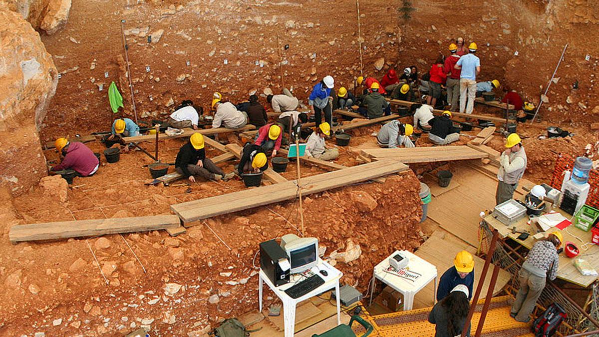Археология археологи