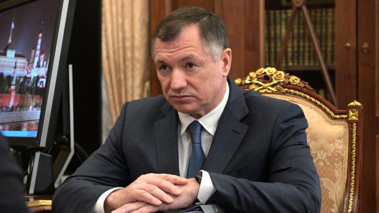 Заместитель Председатель Правительства Марат Хуснуллин