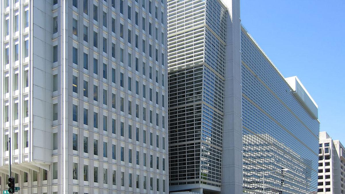 Штаб-квартира Всемирного банка