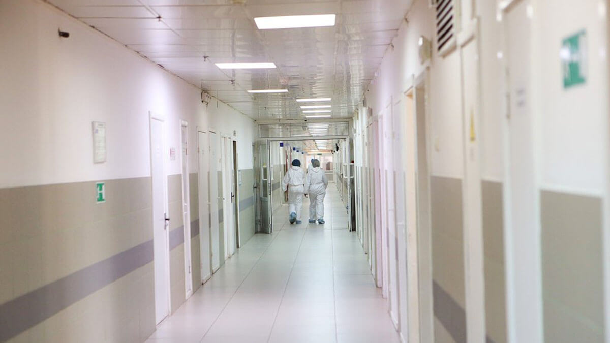 Больница Коронавирус Пандемия