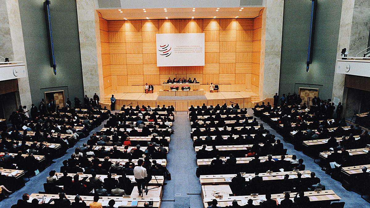 Всемирная торговая организация ВТО