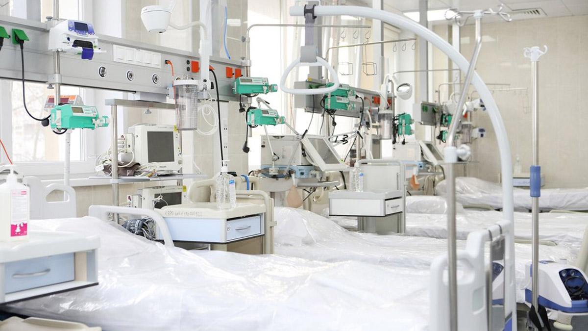 Больничная палата Больница Коронавирус