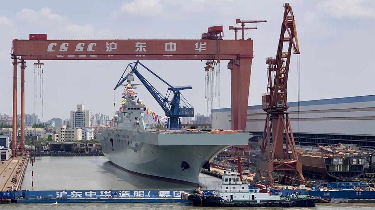 универсальный десантный корабль проекта 075