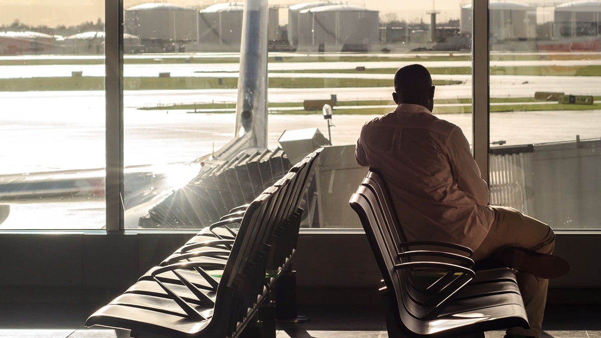 Аэропорт Грусть