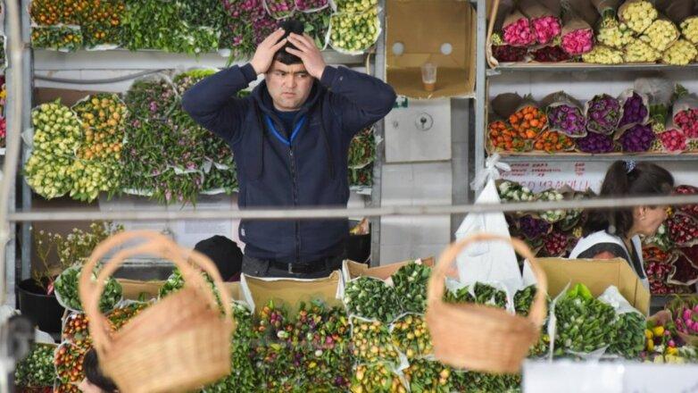 Малый бизнес торговля цветами цветочный магазин