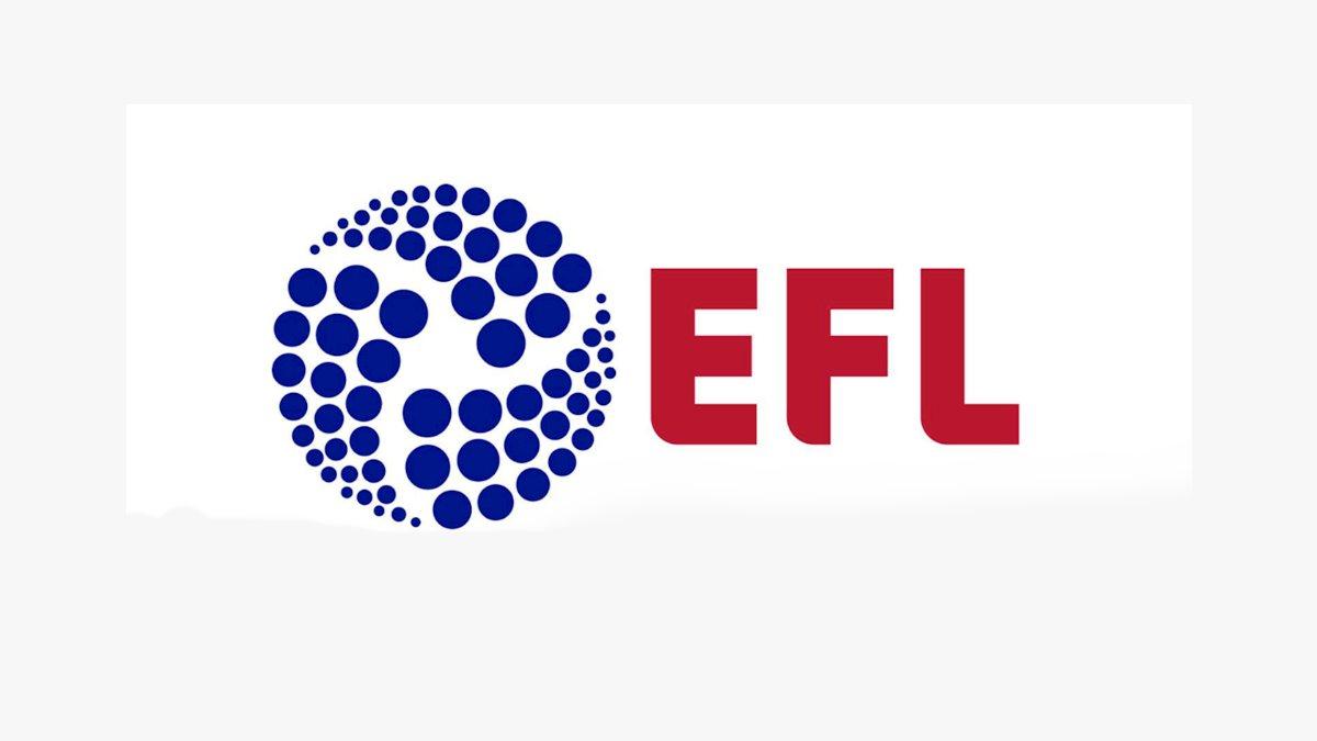 EFL логотип Английская футбольная лига чемпионат Англии по футболу