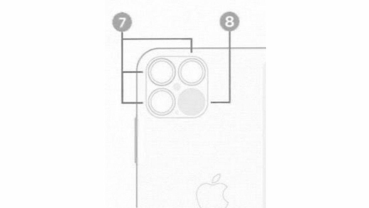 Камера iPhone 12