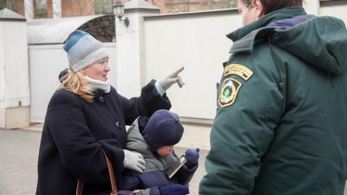 Коронавирус ребёнок карантин