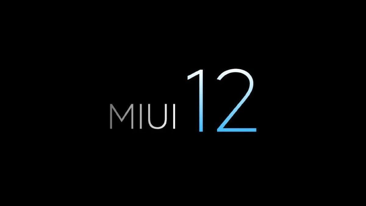 Xiaomi прошивка MIUI 12