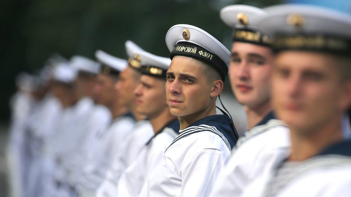 Россия моряки морской флот ВМФ