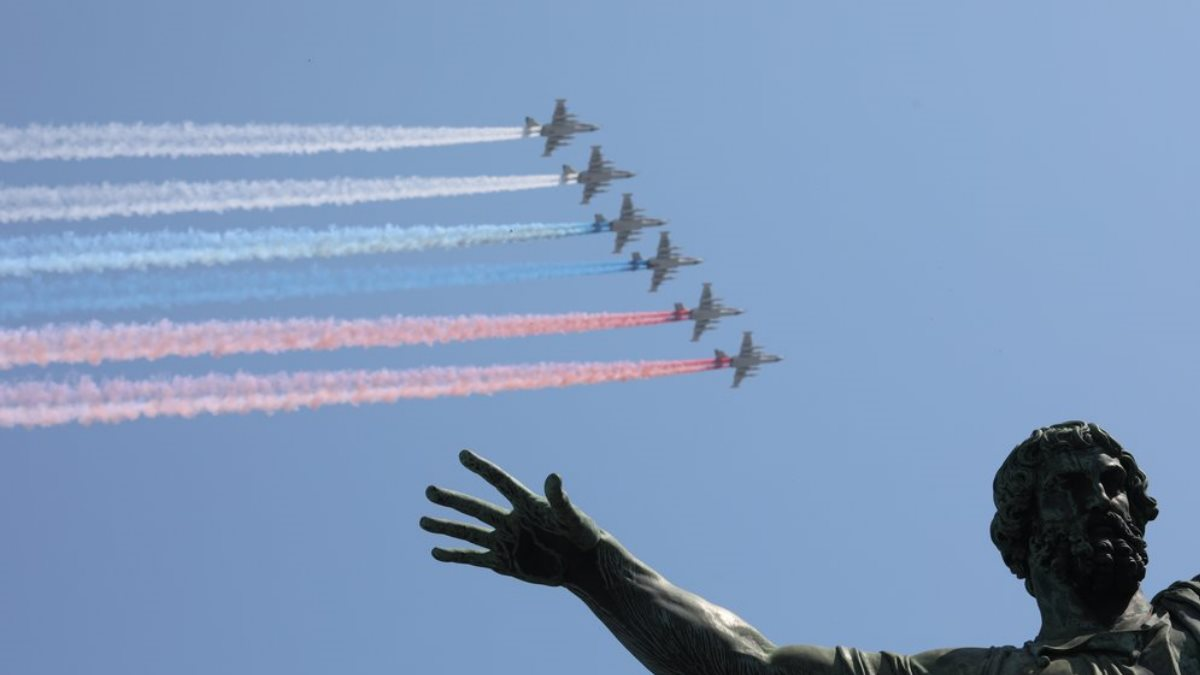 авиация самолёты Москва