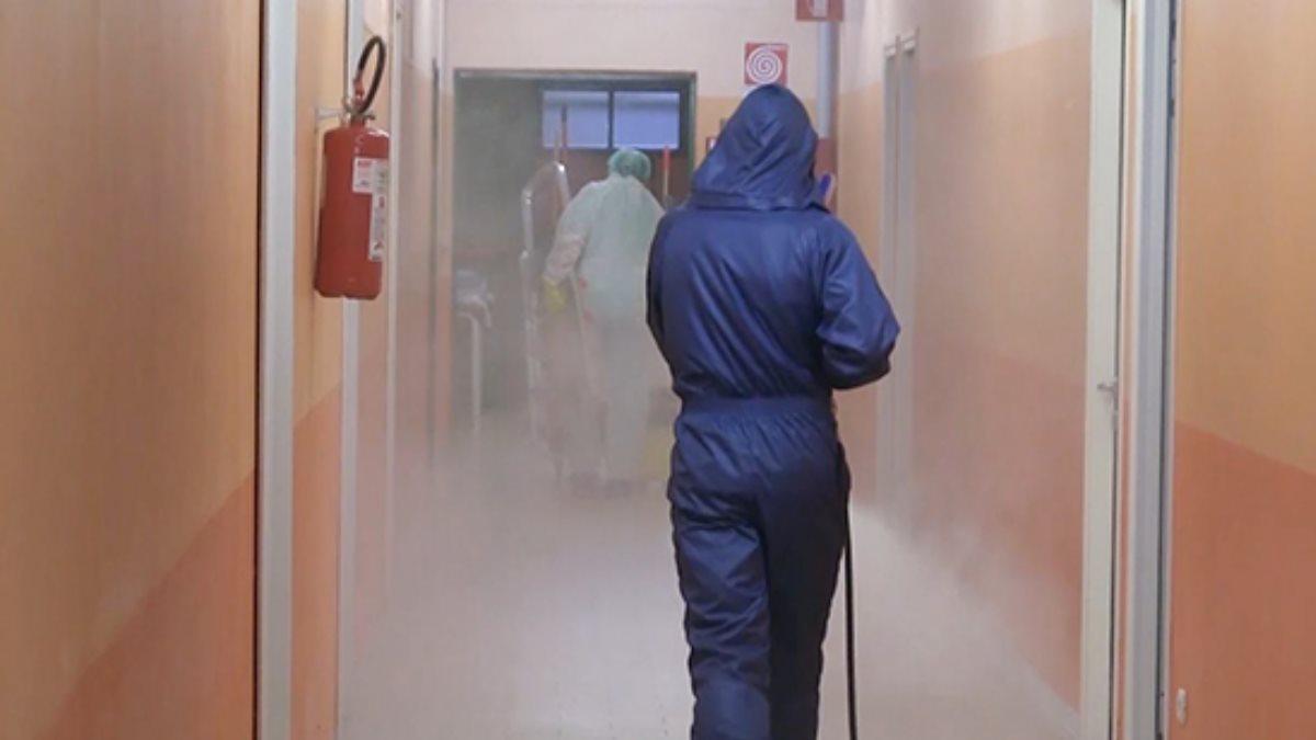 Коронавирус Россия армия Военнослужащий войск радиационной химической и биологической защиты РХБЗ