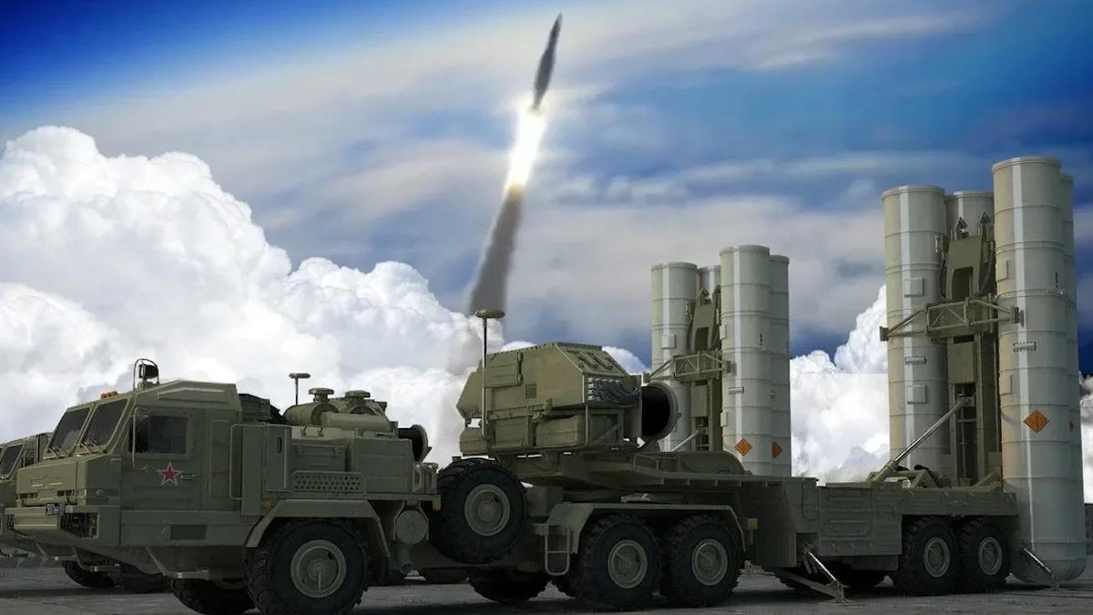 зенитно-ракетная система С-500