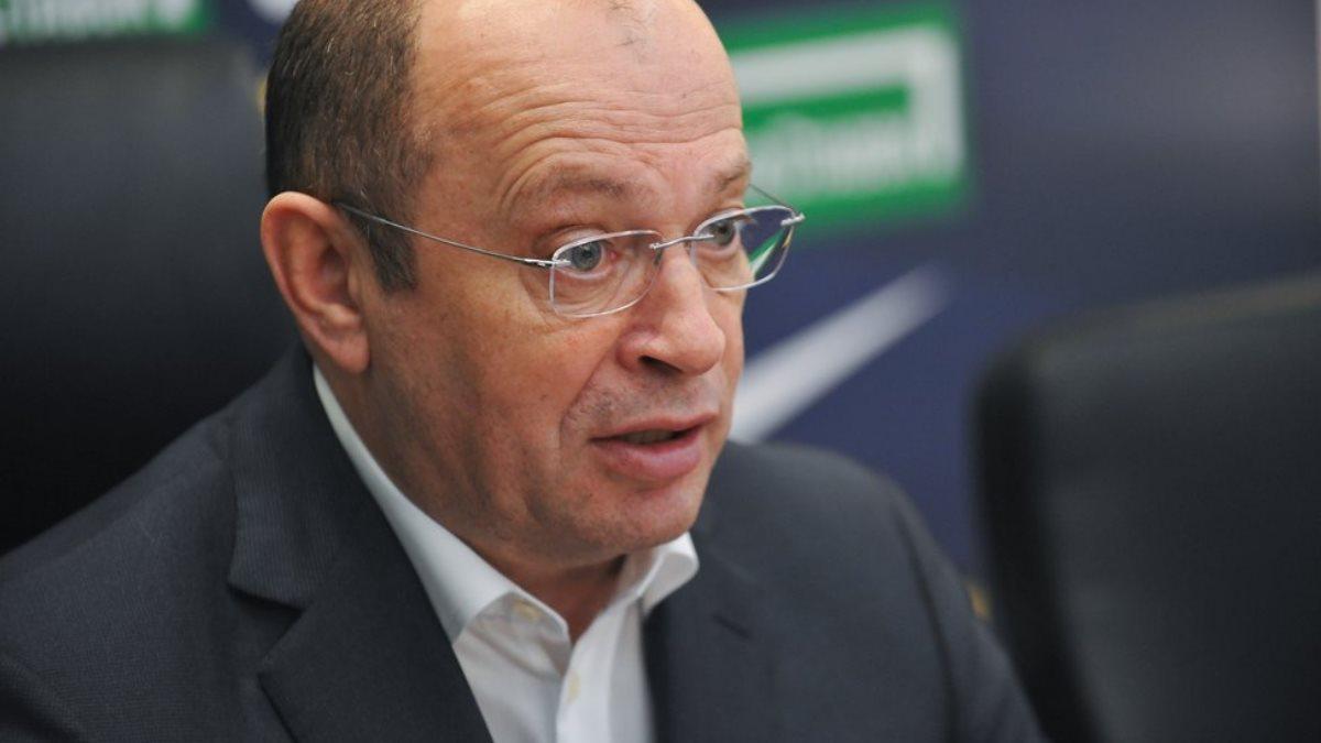 Президент Российской премьер-лиги РПЛ Сергей Прядкин