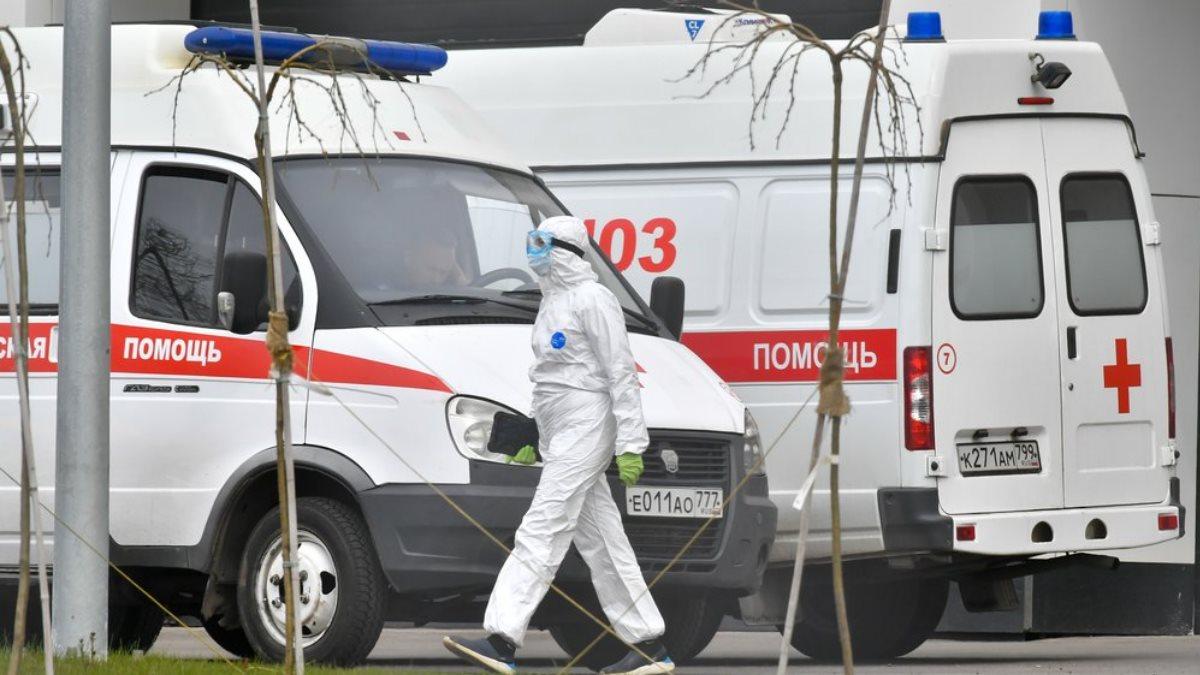 Россия скорая помощь Коммунарка коронавирус вирусолог