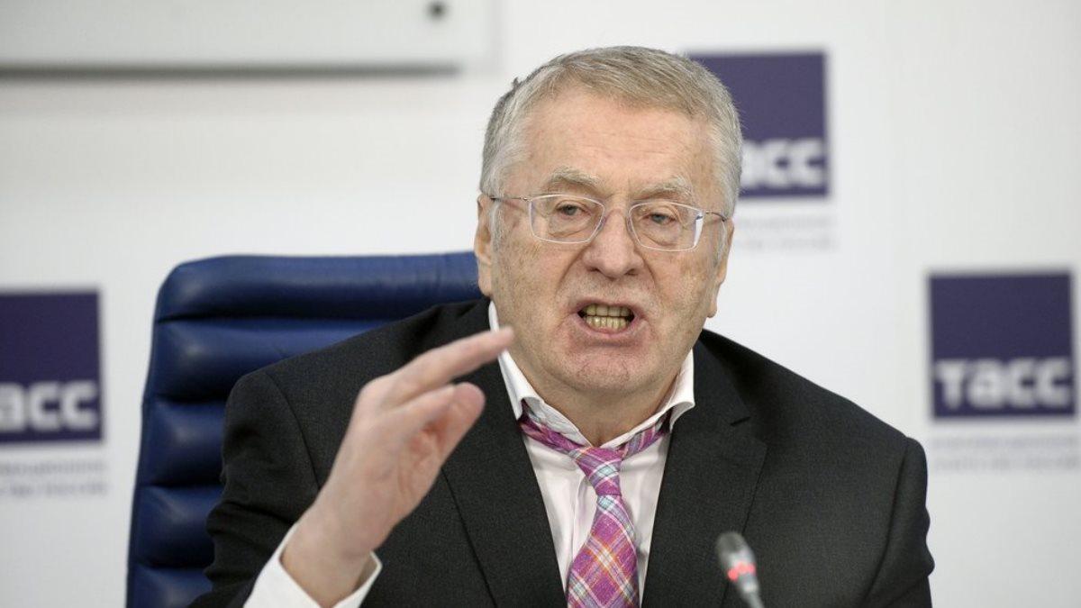 Владимир Жириновский уровень