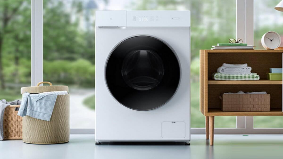 MIJIA Internet Washing Machine and Dryer 1C
