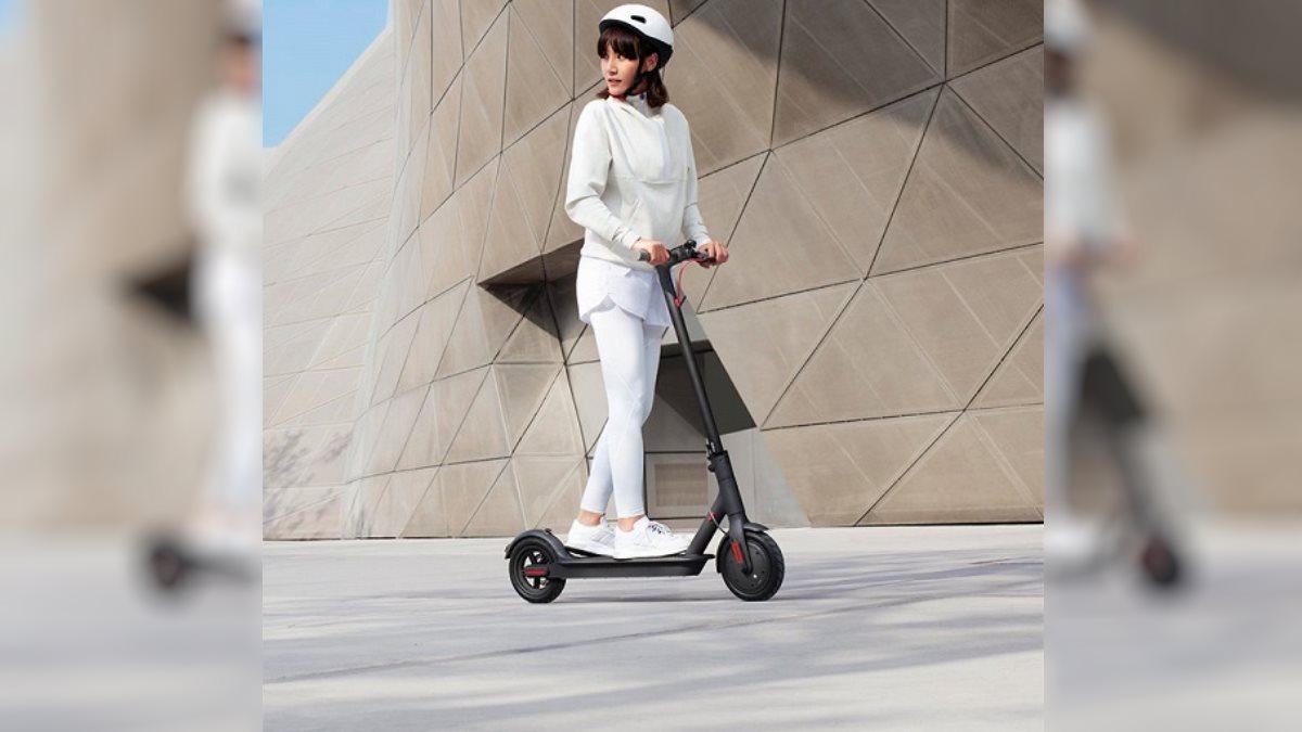 Xiaomi Scooter 1S скутер