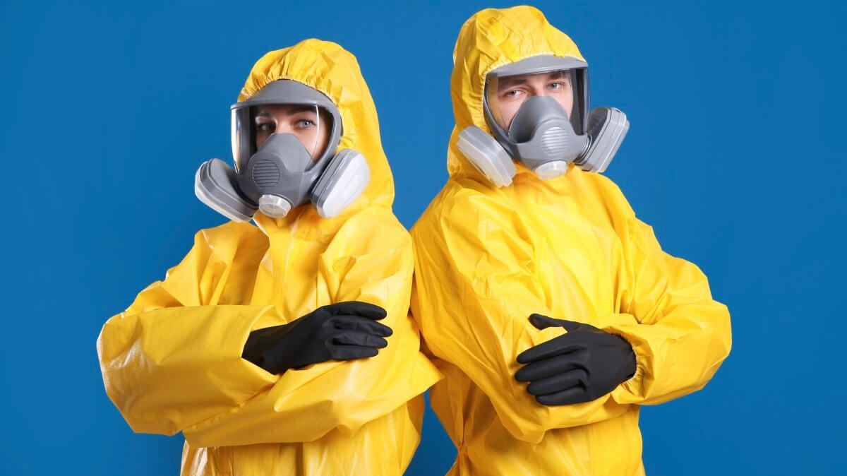 костюм полной биологической защиты