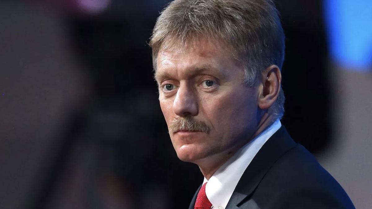 Дмитрий Песков, пресс-секретарь Путина