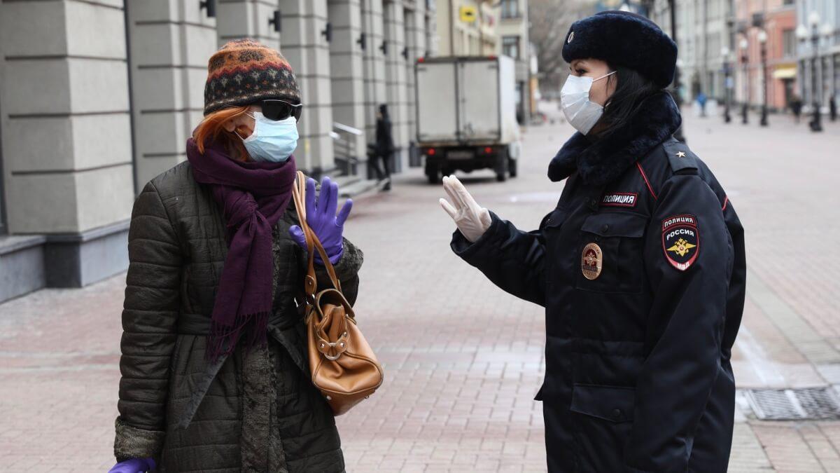 профилактика самоизоляции в Москве