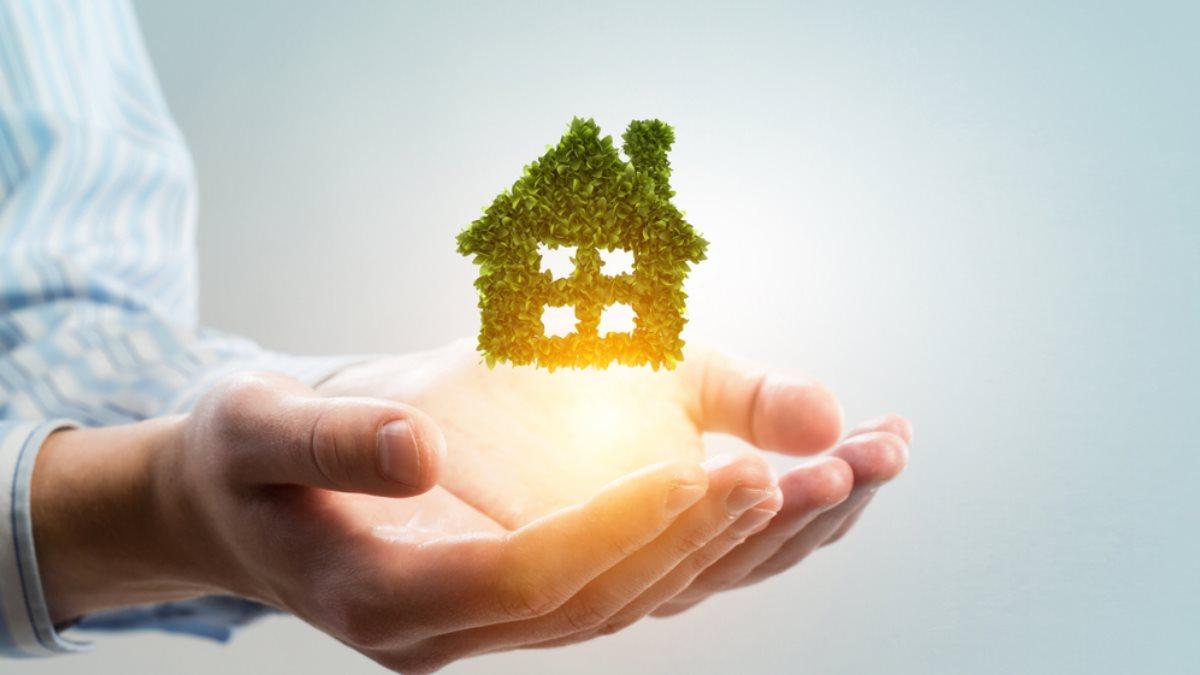 Экодом экологичный дом