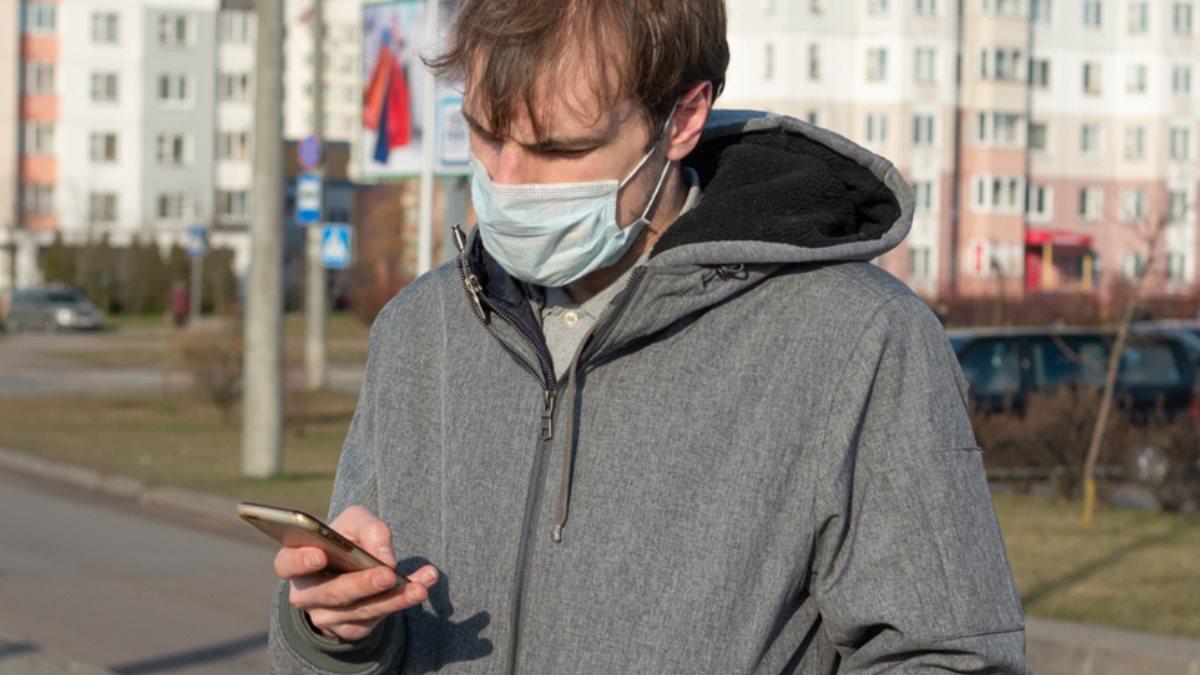 Коронавирус телефон СМС три