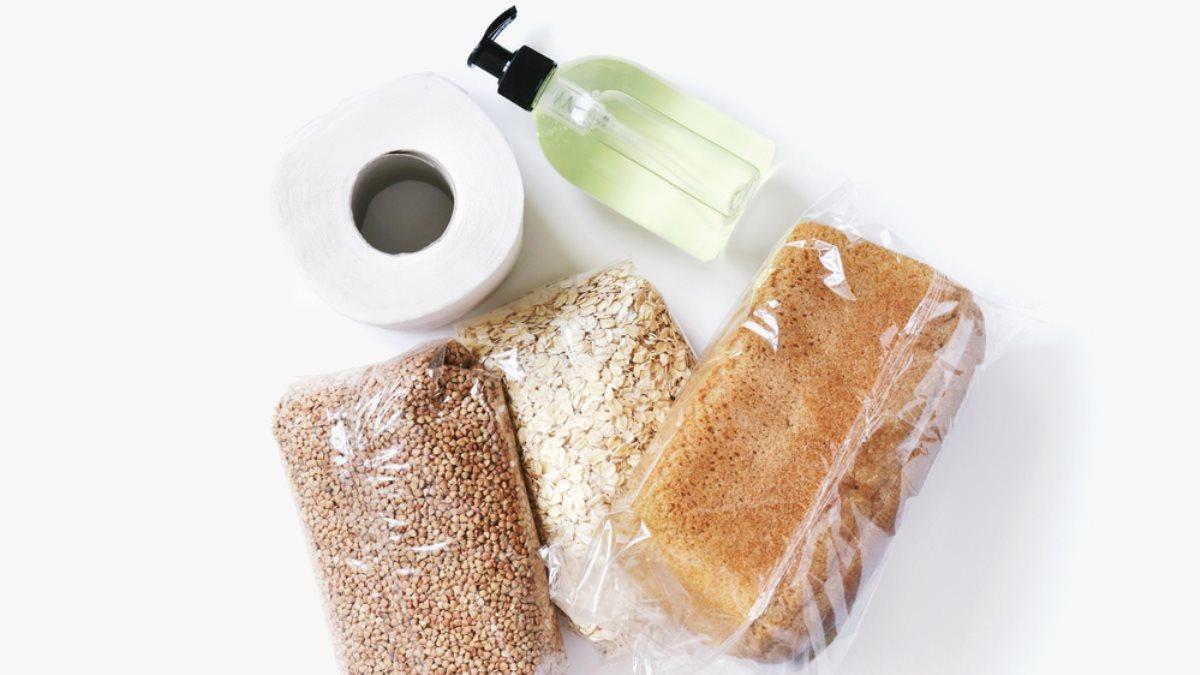 Товары первой необходимости гречка туалетная бумага мыло хлеб