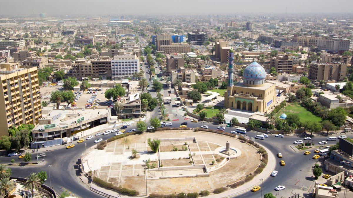Багдад Ирак