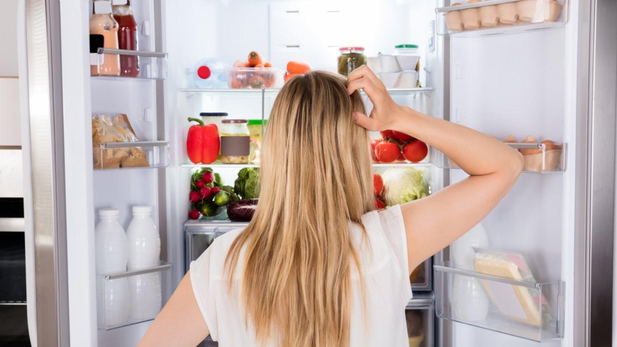 Холодильник хранение продуктов
